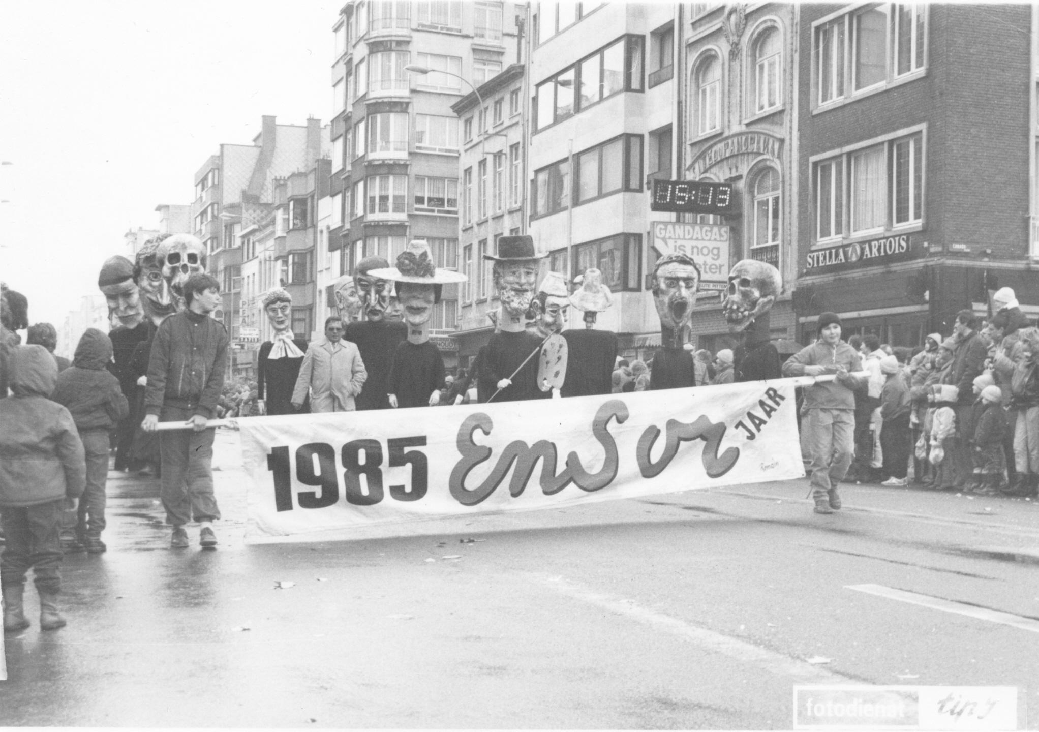 karnavalstoet 1985