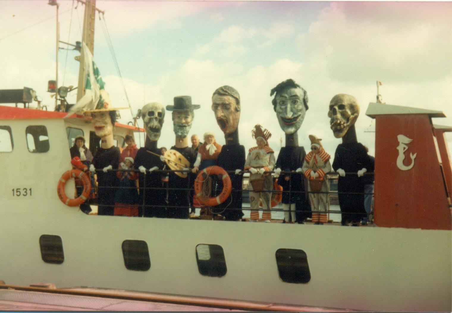 zeewijding 1984