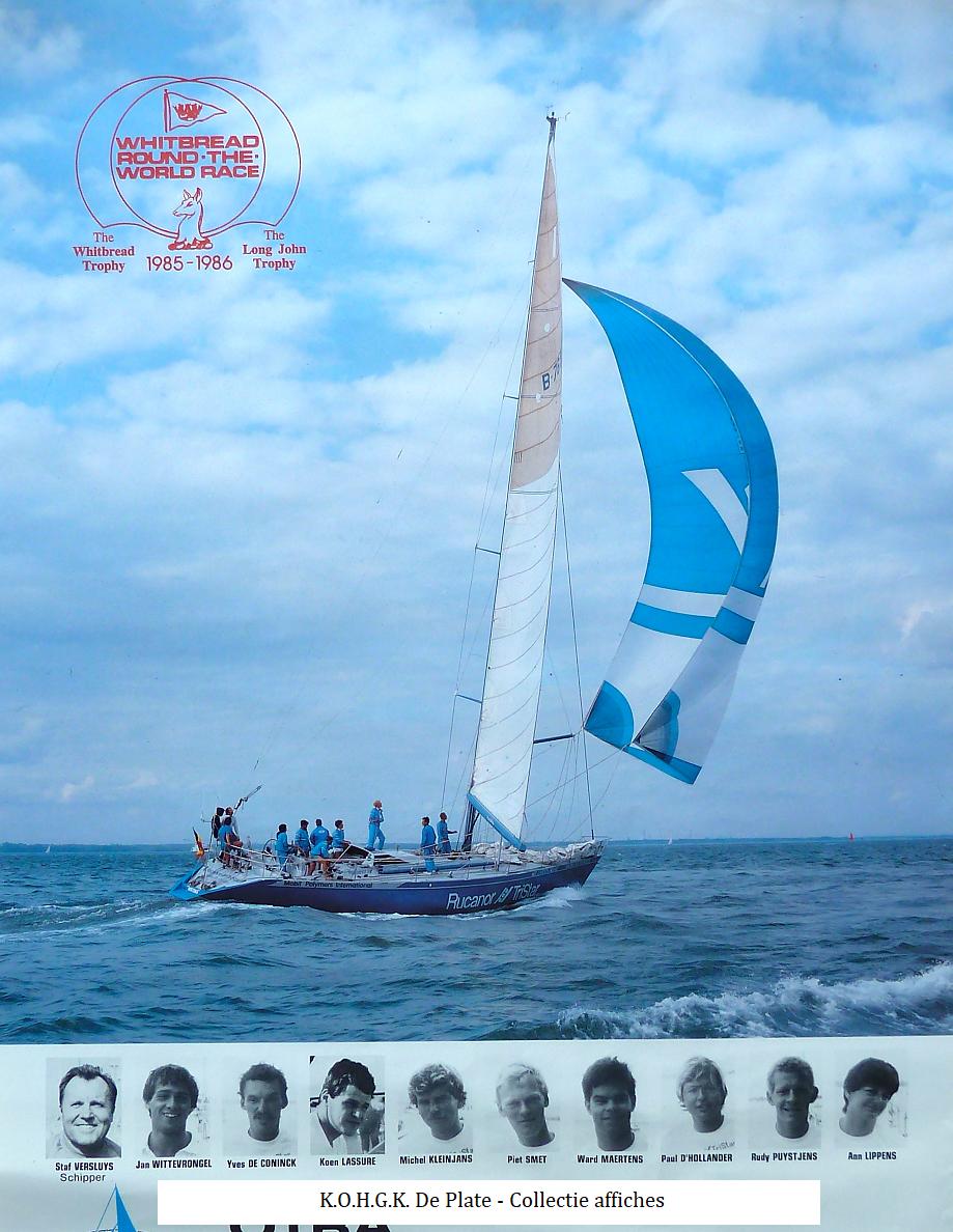 Wedstrijdboot Rucanor