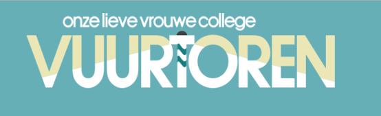Logo onze-lieve-vrouwe-college vuurtoren